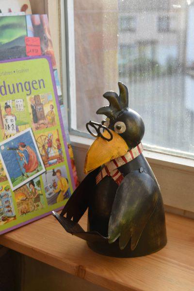 Am Fenster ~ Kindertagespflege Momela ~ Tagesmutter in Saarbrücken und Saarpfalz