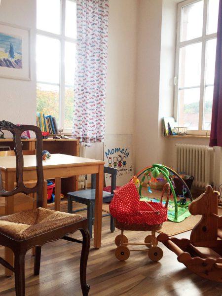 Spielzimmer ~ Kindertagespflege Momela ~ Tagesmutter in Saarbrücken und Saarpfalz