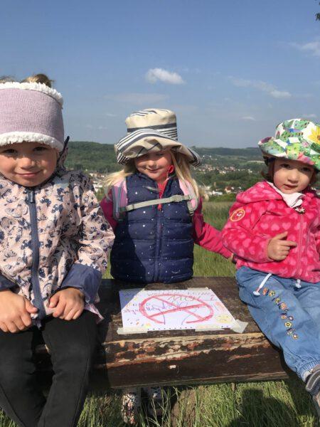 Kinder im Freien ~ Kindertagespflege Momela ~ Tagesmutter in Saarbrücken und Saarpfalz