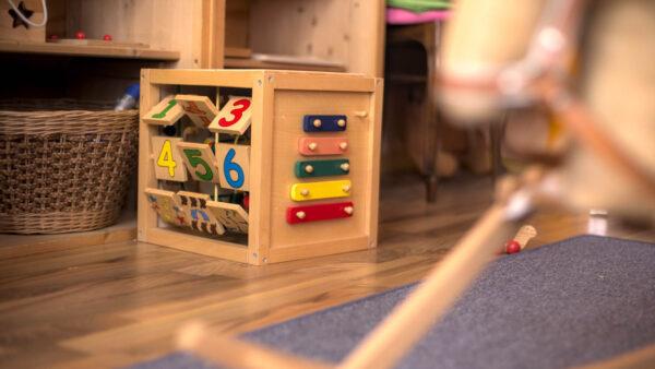 Spielzeuge ~ Kindertagespflege Momela ~ Tagesmutter in Saarbrücken und Saarpfalz