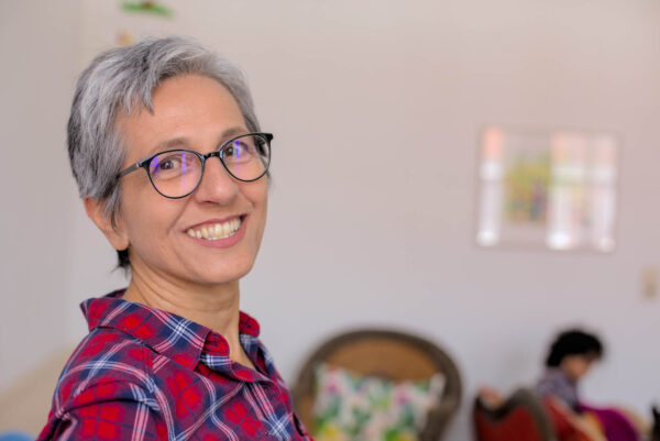 Portrait: Emanuela Franiek ~ Kindertagespflege Momela ~ Tagesmutter in Saarbrücken und Saarpfalz